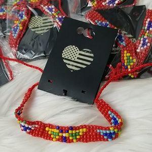 Brandy Melville Beaded Bracelet Bundle
